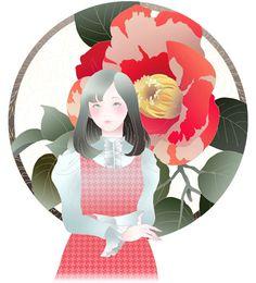 メルヘンイラスト吉村 知子ギャラリー日本イラストレーター協会
