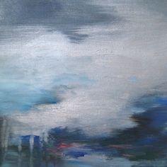 'Untitled' 30x30cm oil on canvas. www.siobhanleonard.com