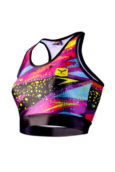 Tri Top de mujer para hacer running R43 SHOP – (THUNDERBOLT)   Taymory Running Women, Woman, Fitness, Fashion, Woman Running, Athletic Wear, Shoes Sandals, Places, Necklaces