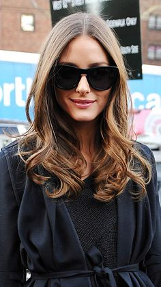 Hairstyle of the day  Olivia Palmero