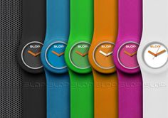 I loved #slap bracelets when I was a kid so when they made a #slapwatch I was all over that.