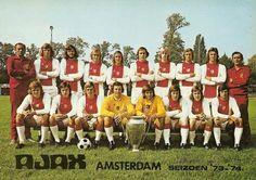 AJAX seizoen 1973-1974
