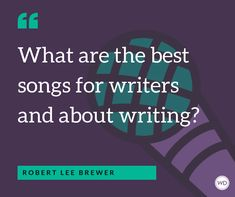 20 Best Songs for Writers and About Writing: The Ultimate Writing Mixtape - Writer's Digest The Decemberists, Paperback Writer, Power Of Social Media, Dancing In The Dark, Song Play, Jack Kerouac, Writers Write, Smash Book, Best Songs