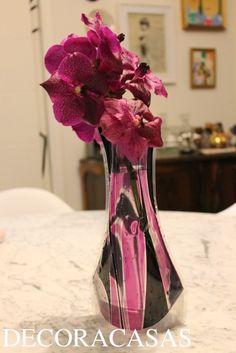 Espécies de orquídeas como a Vanda também sobrevivem por um longo período de tempo se conservadas em água. Elas inclusive podem ser parte de arranjos totalmente imersos.