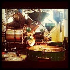 Alterra Coffee. Milwaukee, WI