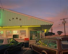 "Exhibition ""Taking My Time"" Part II Joel Meyerowitz"