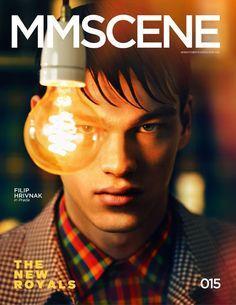 MMSCENE MAGAZINE – FILIP HRIVNAK – THE NEW ROYALS ISSUE