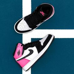 Lady Jays for Valentines Day. Available February 11 through Jordan Brand stockists including @fice_gallery #sneakerfreaker #snkrfrkr #airjordan1 #aj1 #valentinesday #jordan  via SNEAKER FREAKER MAGAZINE OFFICIAL INSTAGRAM - Fashion  Advertising  Culture  Beauty  Editorial Photography  Magazine Covers  Supermodels  Runway Models