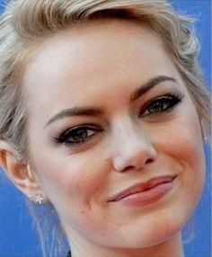 Emma Stone/ natural makeup