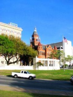 Dallas TX.  Kennedy's assassination  location.