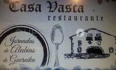 Jornadas de Alubias de Guernika   Restaurante vasco Casa Vasca en A Coruña
