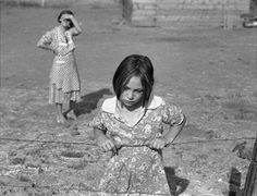 """I love this picture because it's on the cover of my copy of """"Bastard out of Caroloina"""" by Dorothy Allison which is one of my favorite books.     Photograph by Dorothea Lange"""