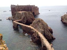 Forte de S. Joao Baptista, Portugal