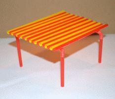 puppenm bel aus streichh lzern basteln basteln. Black Bedroom Furniture Sets. Home Design Ideas