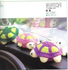 Revista japonesa de crochet - qinqin wei - Álbumes web de Picasa