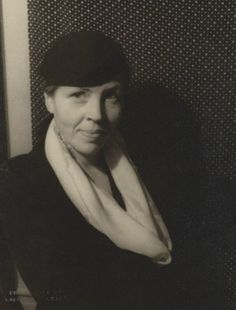 Djuna Barnes, 1939 (June 12, 1892 – June 18, 1982) photo by Carl Van Vechten. American writer; played important part in development of 20th-century English-language modernist writing; among key figures in '20s, '30s bohemian Paris after filling similar role in Greenwich Village. Her novel Nightwood became a cult work of modern fiction, helped by an introduction by T. S. Eliot. It stands out today for its portrayal of lesbian themes and its distinctive writing style. ~Wikipedia ~Via Bill…