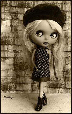 Cassidee by Ludhye, via Flickr