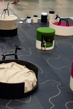 Neroko pop-up in Habitare Design & Interior Fair Pop Up, Interior Design, Nest Design, Home Interior Design, Apartment Design, Interior Decorating