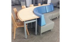 Moreno Valley Public Library - Agati Furniture Outdoor Furniture Sets, Furniture Ideas, Outdoor Decor, Library Furniture, Corner Desk, Public, Room, Teen, Home Decor
