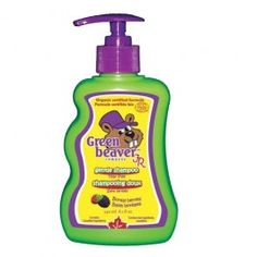 Green Beaver Junior Shampoo for Toddlers and Kids