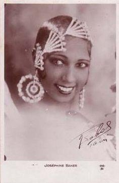 Josephine Baker-classic beauty