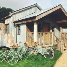 Soho farmhouse Log Cabin good way to finish off the coach house