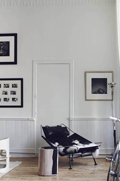 A gallery apartment in New York The Line is a showroom presented in the manner of an apartment, a magnificent example of the current way of exposing furniture and objects for sale in a real environment.