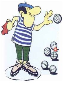 Petanque in Cannes Boules where to play, courts pitches locals museum and other interesting facts about the popular french game Caricatures, France Sport, Study French, Local Museums, Learn To Speak French, French Lessons, Outdoor Games, Student Learning, Middle School