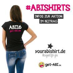 ABISHIRTS - fette Rabatte & Sonder-Preise exklusiv bei GET-ABI.de   Jetzt reinschauen & Sponsoren finden - http://get-ABI.de