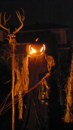 amazing scarecrow