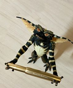 When your Gremlin gets his hands on your Kaweco Brass AL Sport fountain pen, you may never get it back. Find your favorite fountain pens and inks at PenChalet.com. Kaweco Fountain Pen, Fountain Pen Ink, Thats The Way, That Way, Pen Chalet, Calligraphy Nibs, Fine Pens, Small Tins, Best Pens