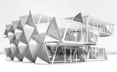 QuaDror by Dror Benshetrit #geometry #buildings