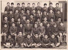 Colegio Academia de Humanidades Padres Dominicos (Stgo. de Chile) | Año 1958 | José Luis Vera Royer (Tío Pepe)