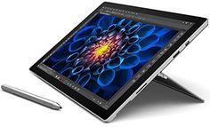 Microsoft Surface Pro 4 (Intel Core i5, 8GB RAM, 256GB) with Windows 10 Anniversary