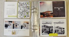 The 3 picts on a 4x6 is a great way to use only one pocket for a few related picts