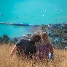 Akaroa if you ... #weekendaway #AkaroaNZ #love : @bowbear @purenewzealand