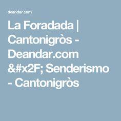 La Foradada | Cantonigròs - Deandar.com / Senderismo - Cantonigròs
