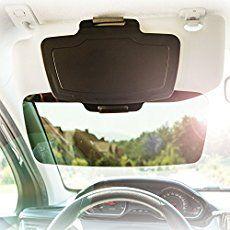 Car Sun Visor Extender by SUNSET – Front   Side Window Sun Shield   Shade  for 167b834c768