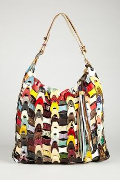 Jesslyn Blake Harlow Vintage Hobo Bag