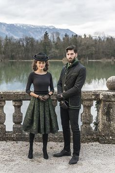 Mothwurf Austrian Couture | Inspiration for Rare Dirndl