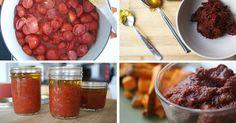 Recept na domácí kečup i rajský protlak