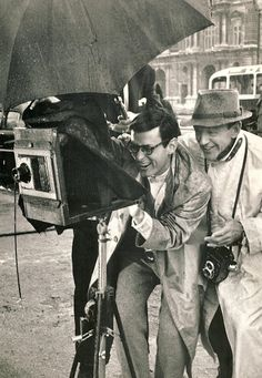 The Photographer & The Dancer :-))  (Richard Avedon and Fred Astaire)