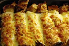 crepes från www. Swedish Pancakes, Savory Pancakes, Lunch Box, Appetizers, Food And Drink, Pizza, Cooking Recipes, Cheese, Spaghetti