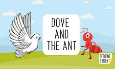This short bedtime story for kids is about a dove and an ant. This story will give a lesson of doing good deeds without expecting anything in return. Moral Stories For Kids, Short Stories, Good Deeds, Home Schooling, Bedtime Stories, Reading Comprehension, Ants, Books, Pigeon
