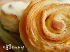 Making a bunch of these as gifts today...cinnamon and orange rolls from Jamie Cooks It Up!