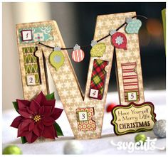 Cricut Christmas Crafts | Christmas count down | Cricut craft ideas