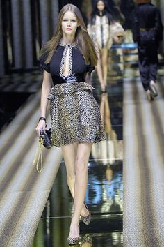 D & G Fall 2007 READY-TO-WEAR
