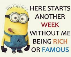 Mirthful Minions pics with quotes (05:59:28 PM, Friday 29, January 2016 PST) – 10 pics