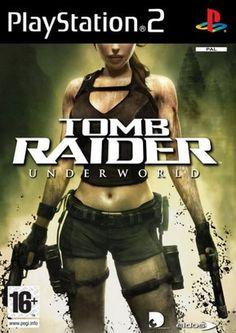 Tomb Raider Underworld [PAL] [Multi-7] PS2