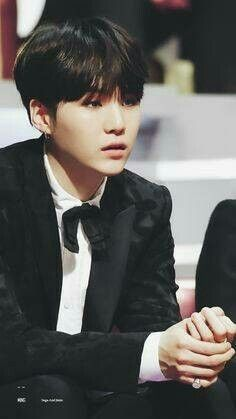Head of Young-Ja Research Department, Min Yoongi